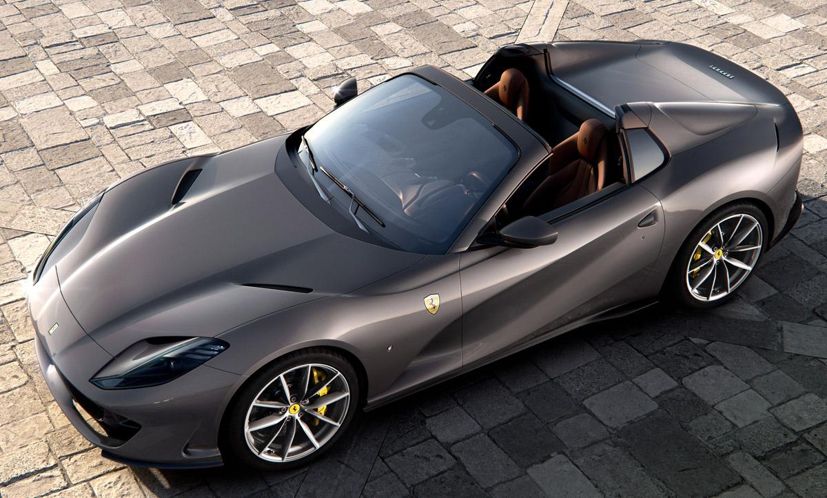 Ferrari 812 Gts 2019 Motor Ausstattung Autozeitung De
