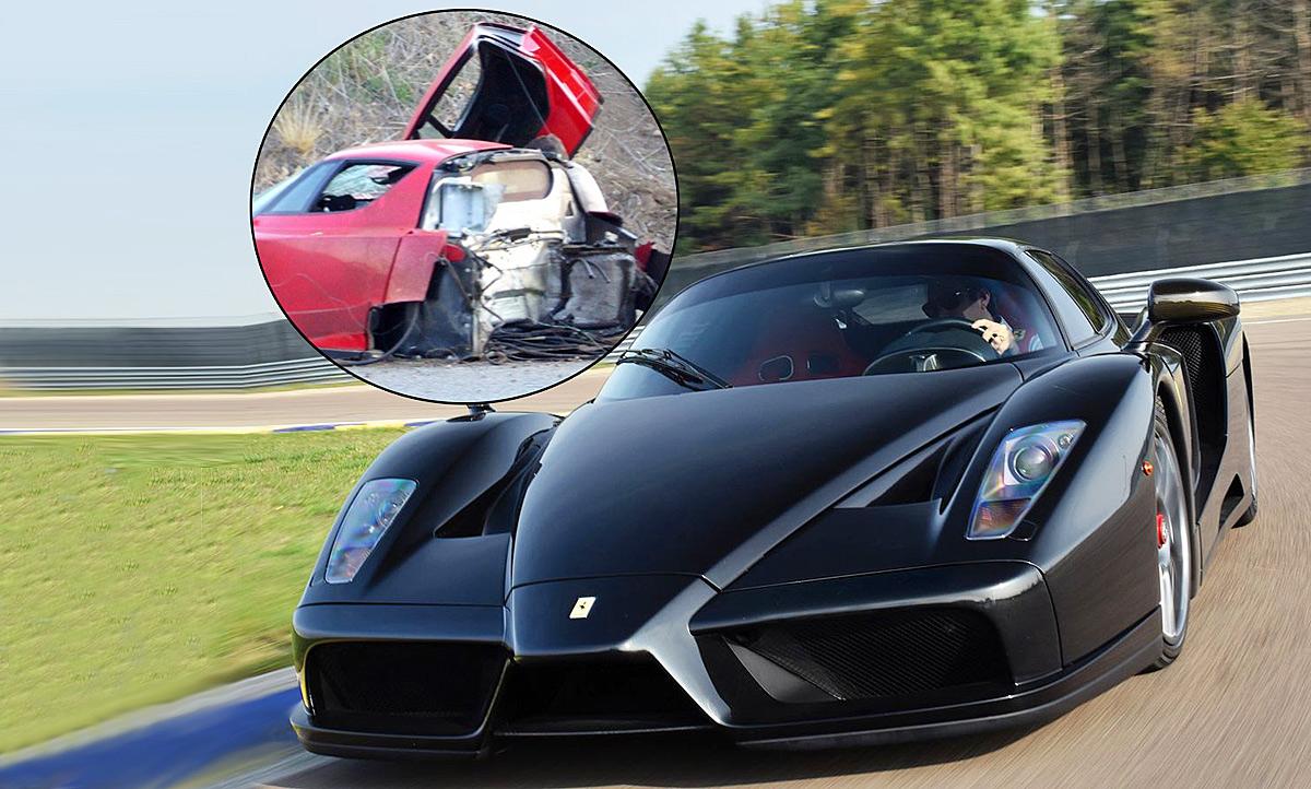 Ferrari Enzo Neuaufbau Nach Horrorcrash Autozeitung De
