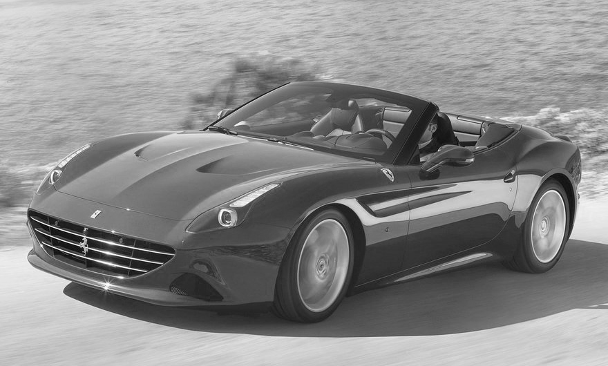 Ferrari California   autozeitung.de