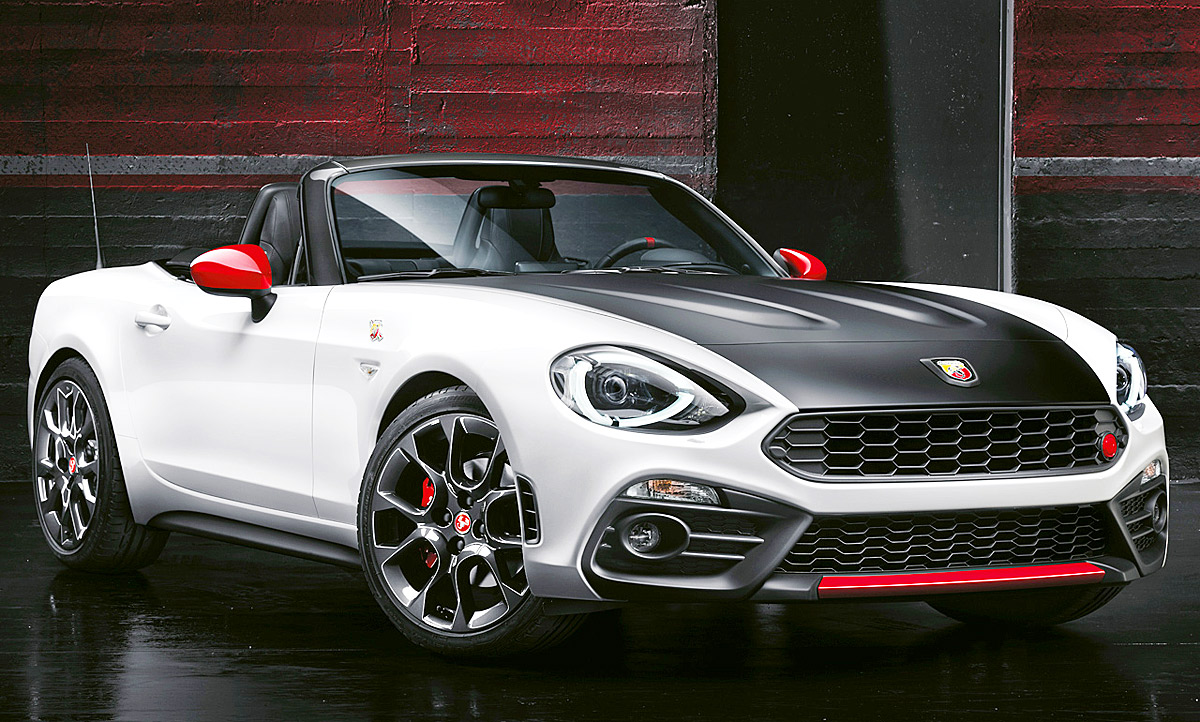 2020 Fiat Spider Concept and Review