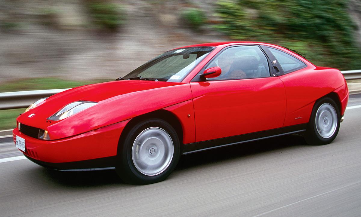 Fiat Coupe 16v Turbo Kaufberatung Classic Cars Autozeitung De