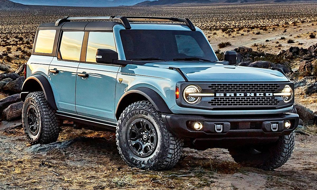 2020 Ford Bronco Price and Review