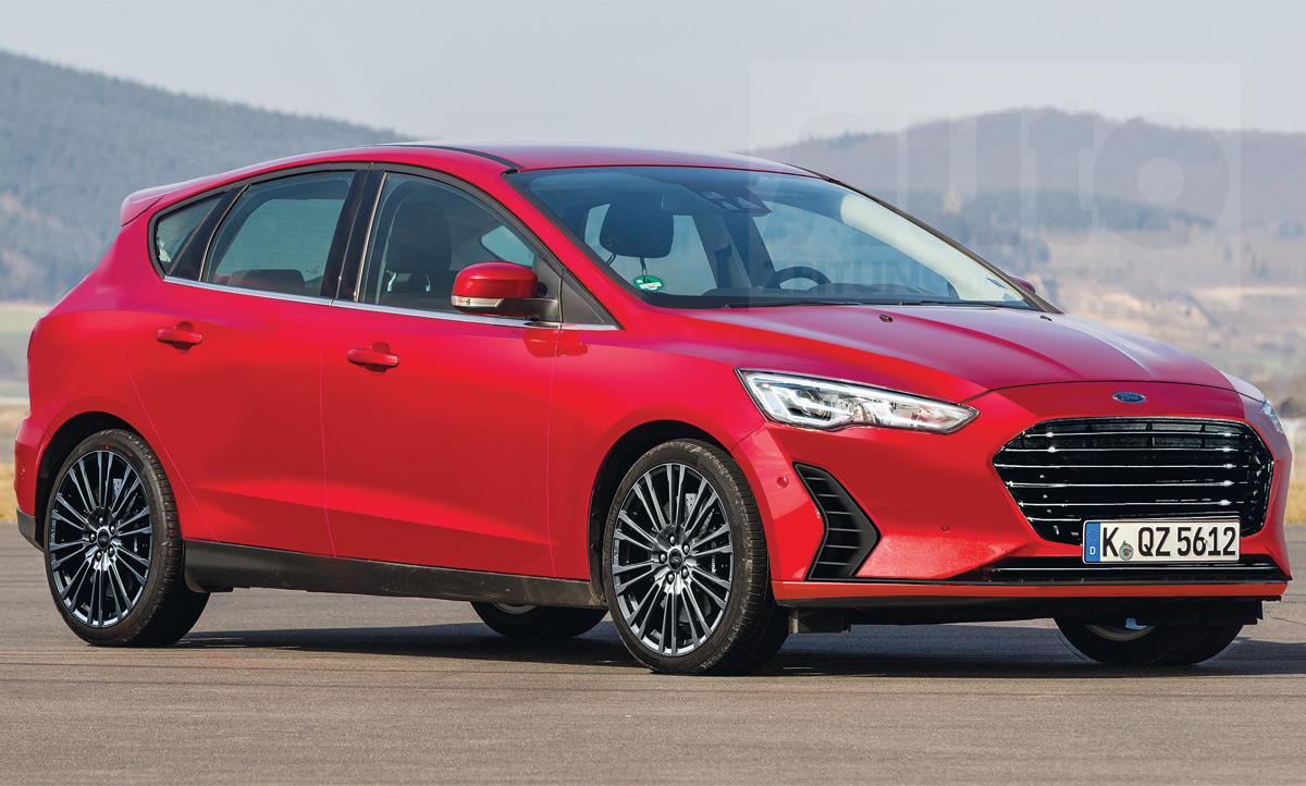 Ford Focus 4 Generation Autozeitung De