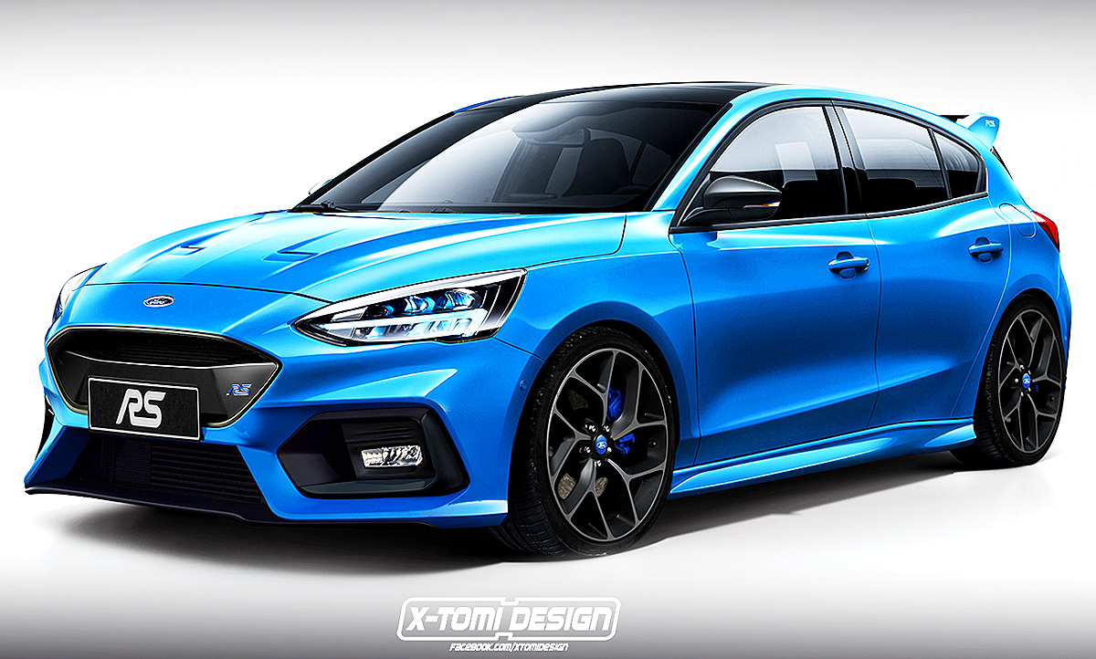 2020 Ford Focus RS Exterior and Interior