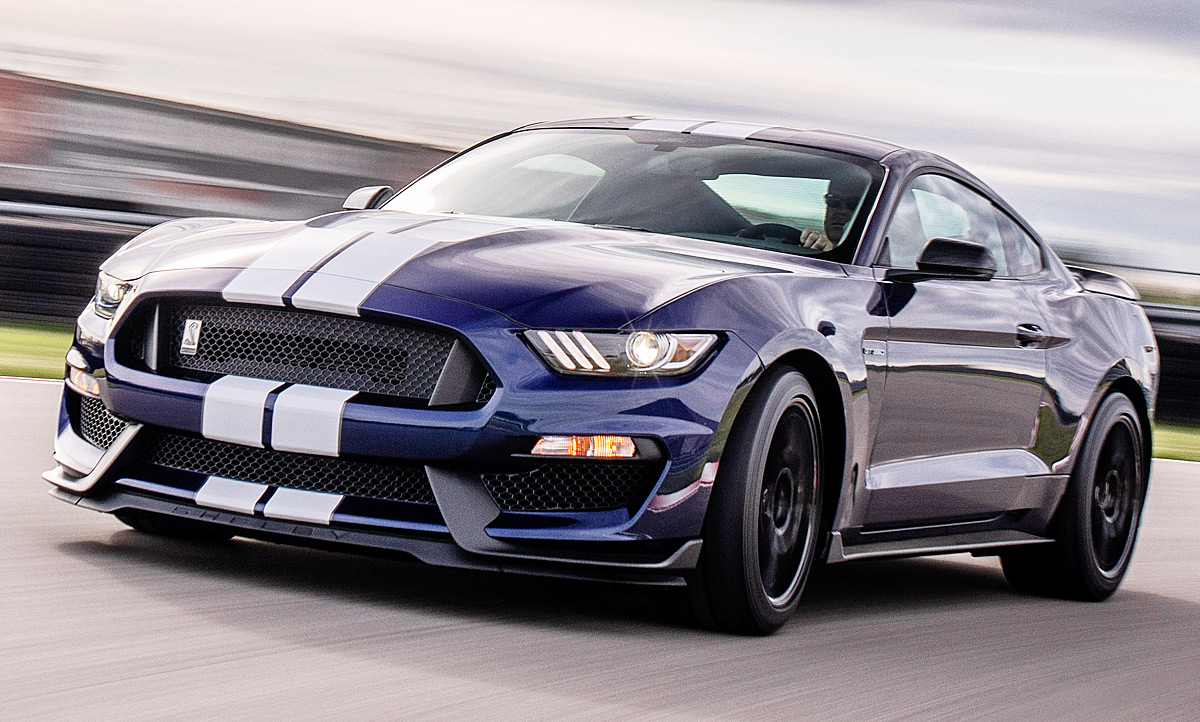 2020 Ford Mustang Shelby Gt 350 Wallpaper