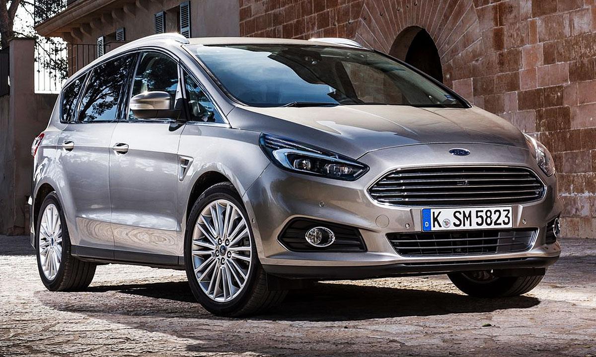 Ford S Max 2 Gen 2015 Daten Preis
