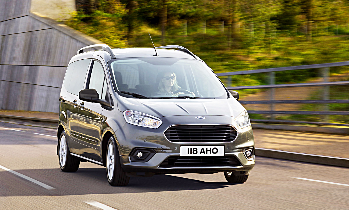 Ford Tourneo Courier Facelift 2018 Motor Amp Preis