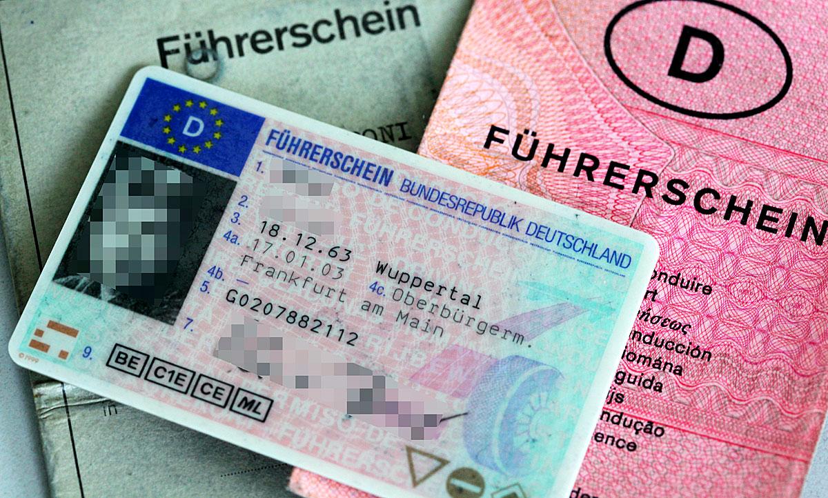 Führerschein-Prüfung alle 5 Jahre