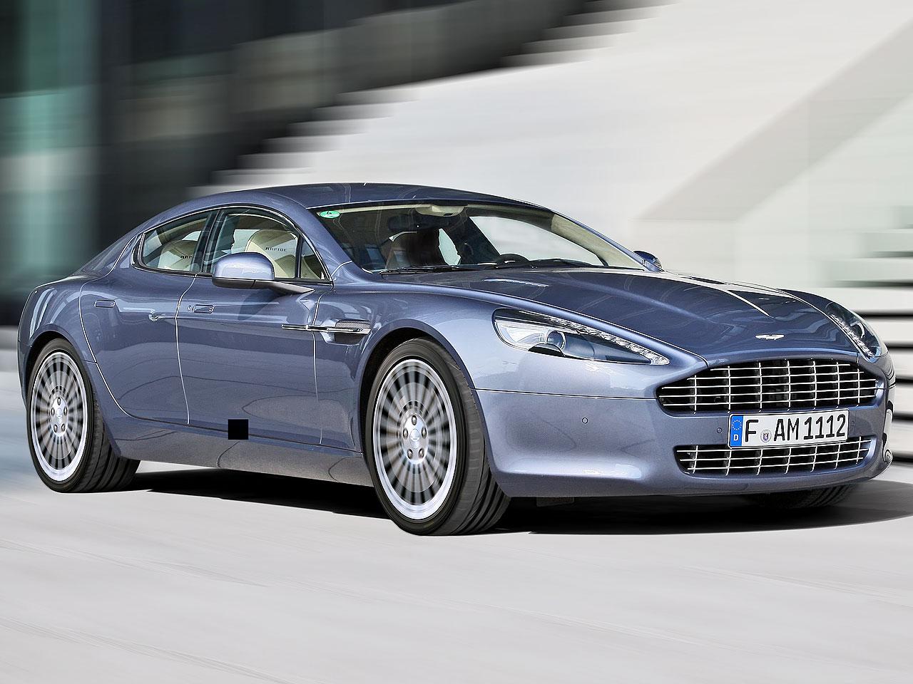 Aston Martin Rapide Im Einzeltest Autozeitung De