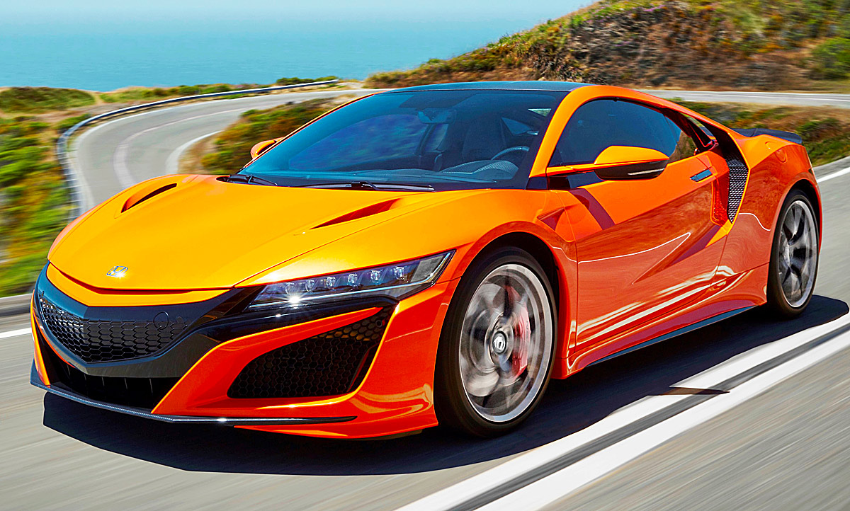 2020 Honda Nsx Review and Release date