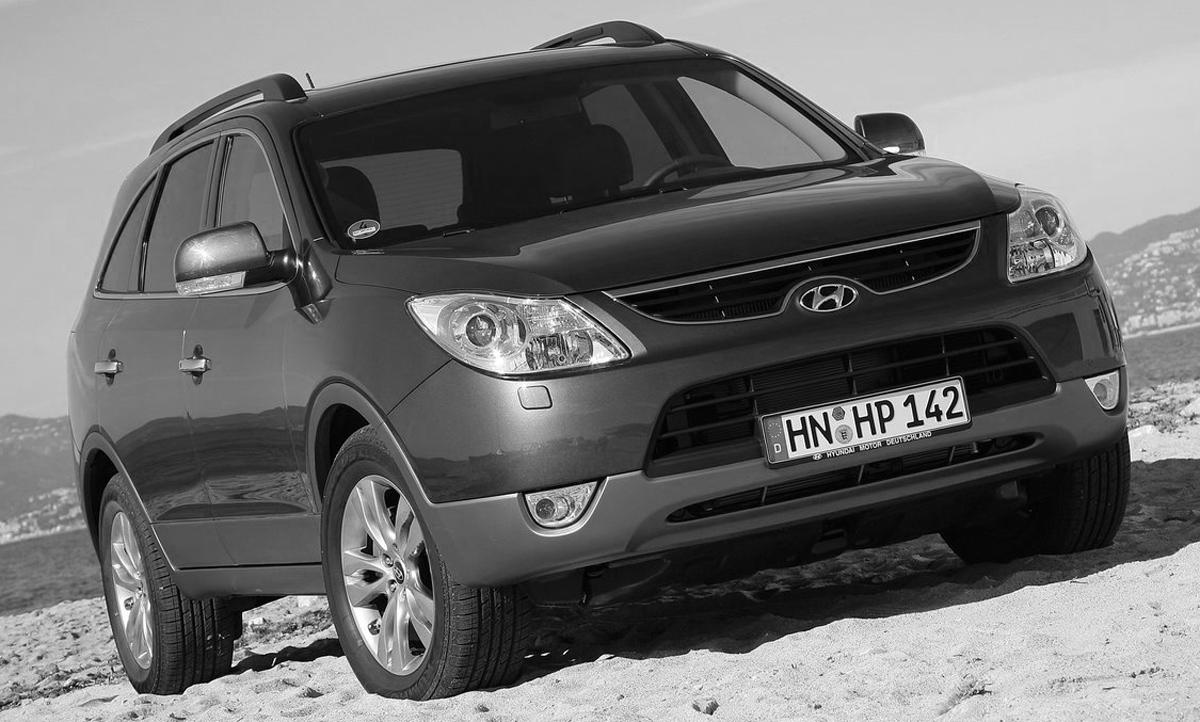 2020 Hyundai Veracruz History