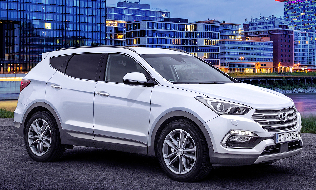 Hyundai Santa Fe Facelift 2015 Preis Amp Daten