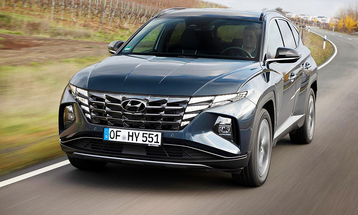 Neuer Hyundai Tucson (2020): Erste Testfahrt | autozeitung.de