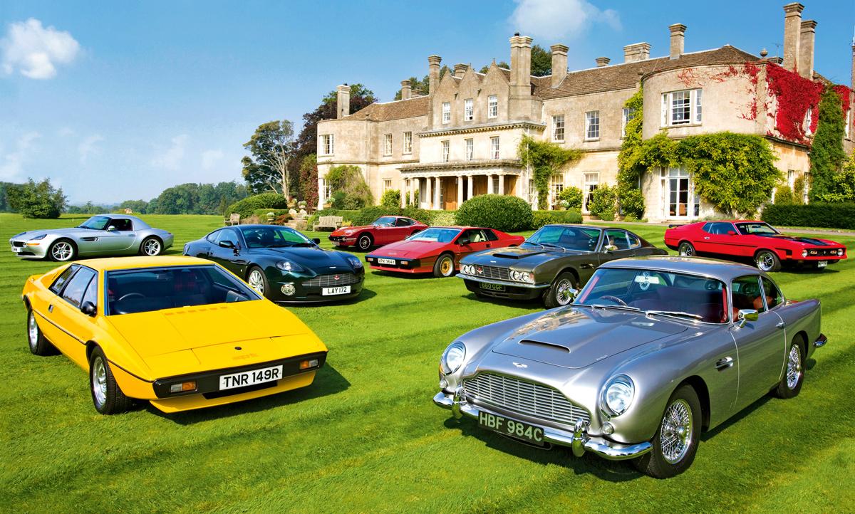 Filmautos Von James Bond Aston Martin Co Autozeitung De