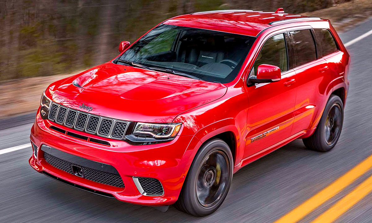 Jeep Grand Cherokee Pricing