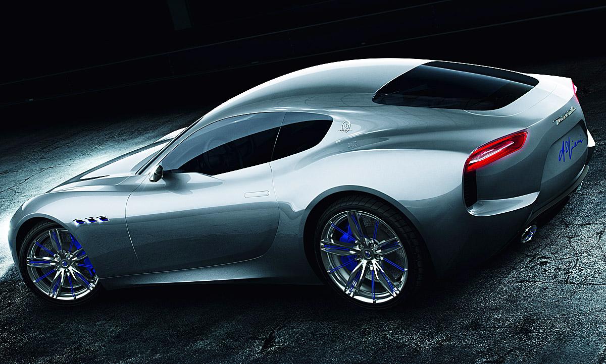 2020 Maserati Granturismo Overview