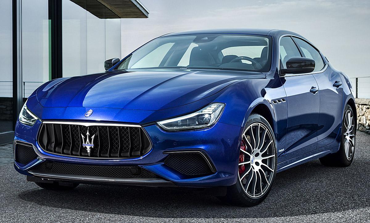 Maserati Ghibli Tipo M157 | autozeitung.de