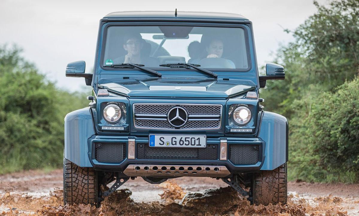maybach g 650 landaulet (2017): preis | autozeitung.de