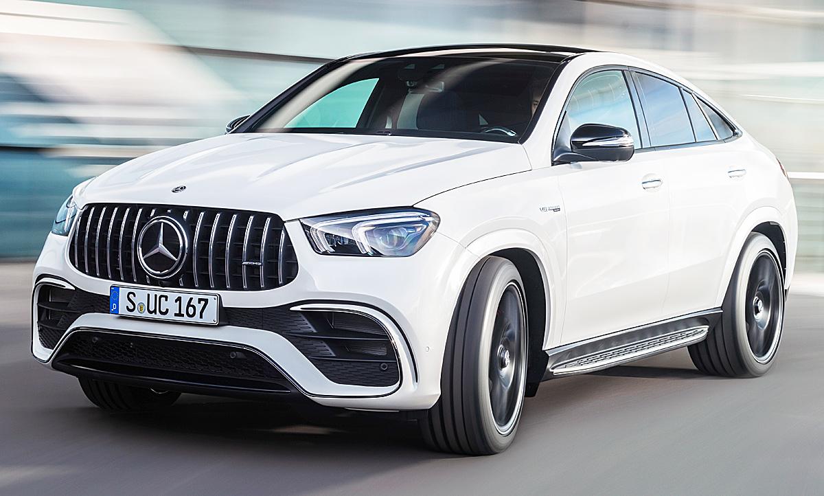 Mercedes-AMG GLE 63 Coupé (2020): Preis & Motor ...