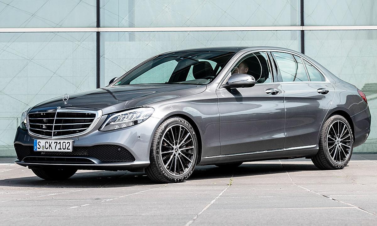 Kosten Mercedes C  T Modell