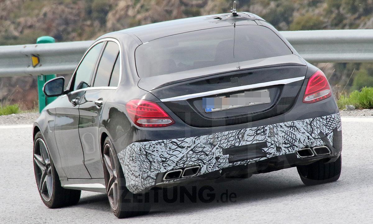 Mercedes Amg C 63 Facelift 2018 Preis Motor Autozeitung De
