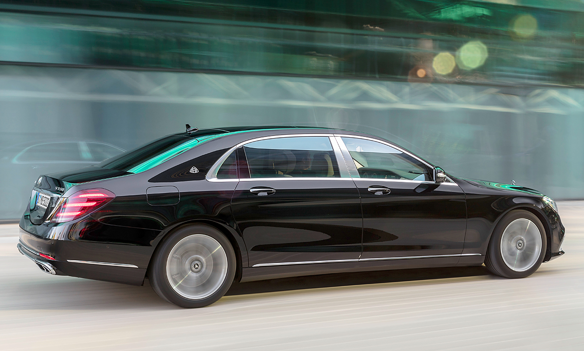 mercedes-maybach s-klasse facelift (2018): preis & motoren |