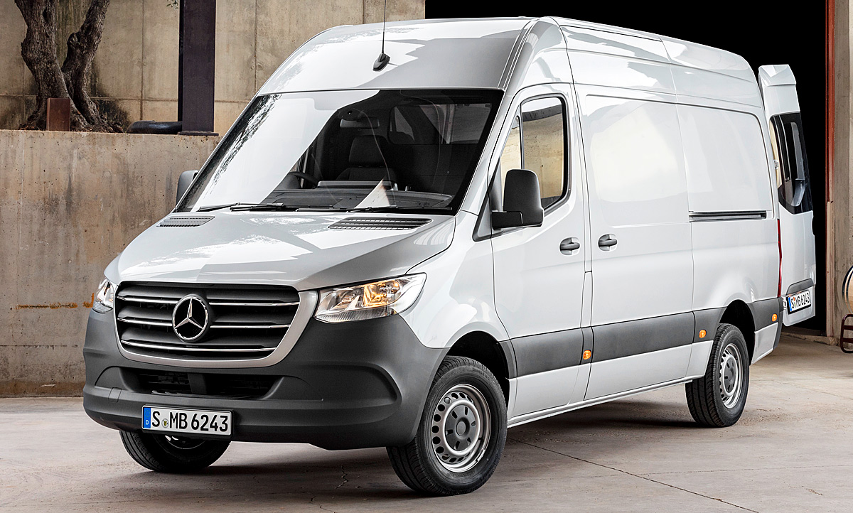 mercedes sprinter 3 generation. Black Bedroom Furniture Sets. Home Design Ideas