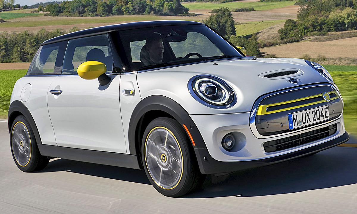 Mini Cooper Se Test Autozeitung De