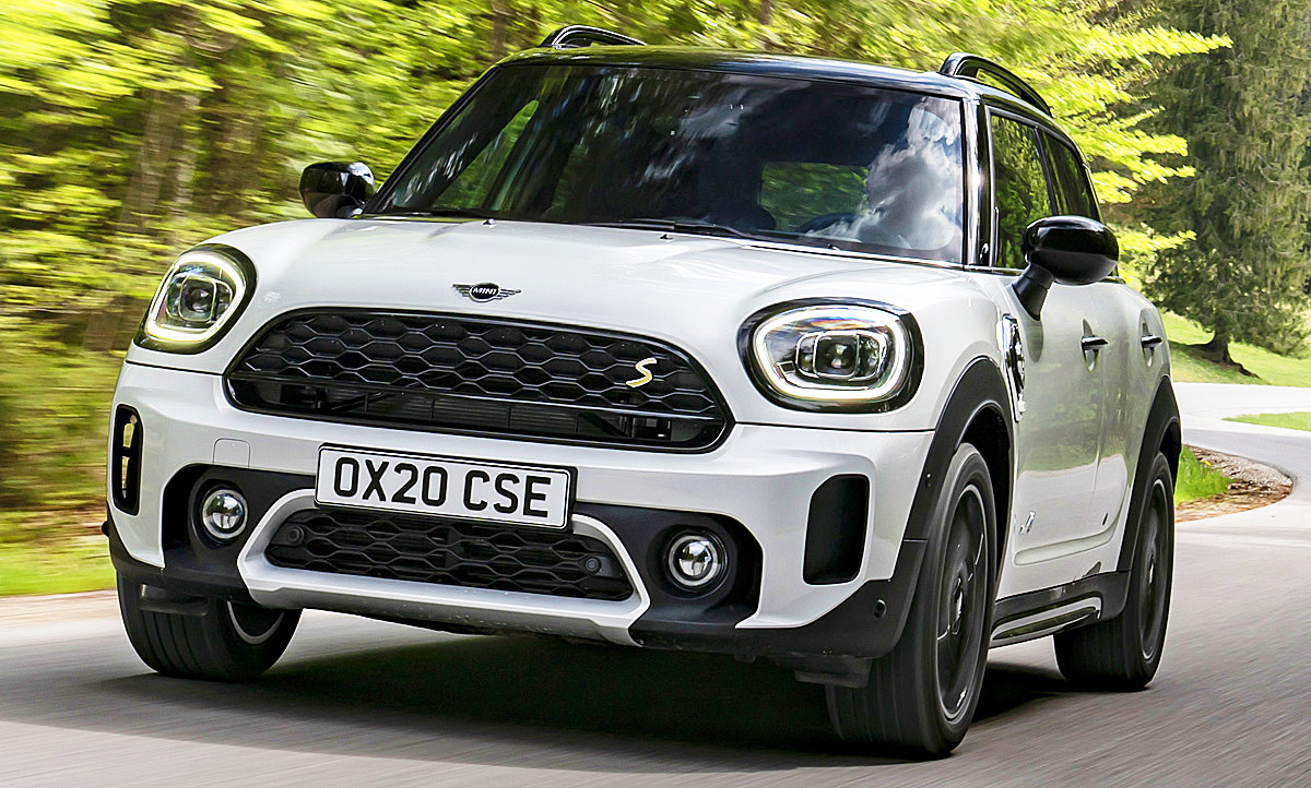 2020 Mini Cooper Countryman New Model and Performance