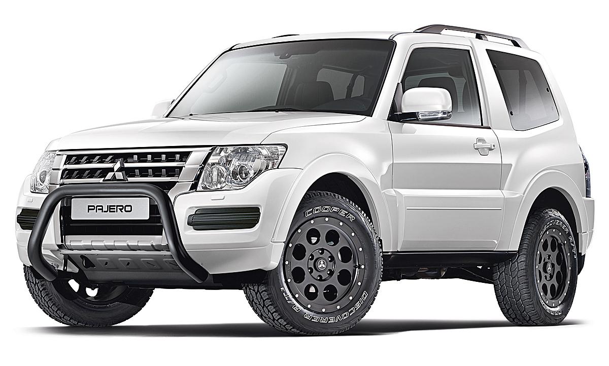 Mitsubishi Pajero Release