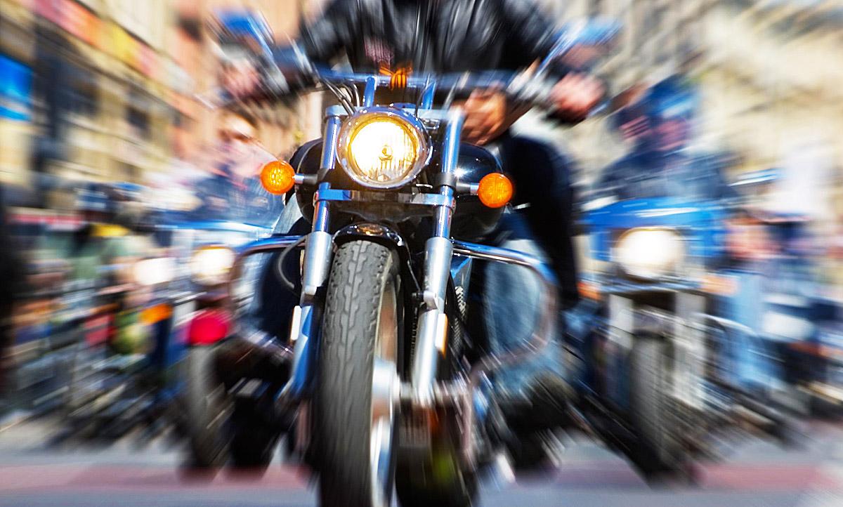 Motorradfahren mit Autoführerschein: Das ist erlaubt! |