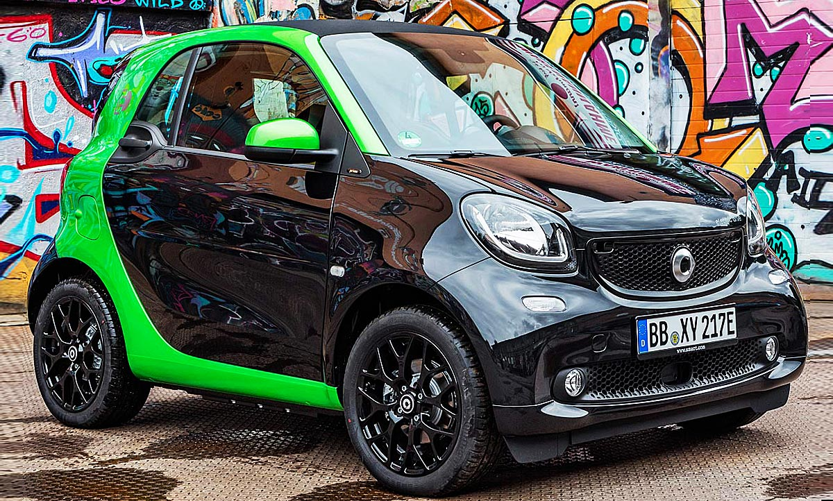 smart fortwo electric drive 2016 preis. Black Bedroom Furniture Sets. Home Design Ideas