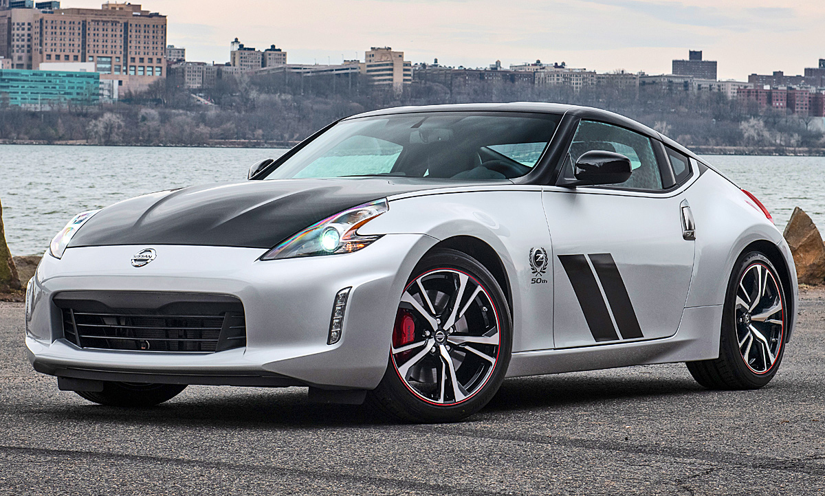 2020 Nissan 370Z Reviews