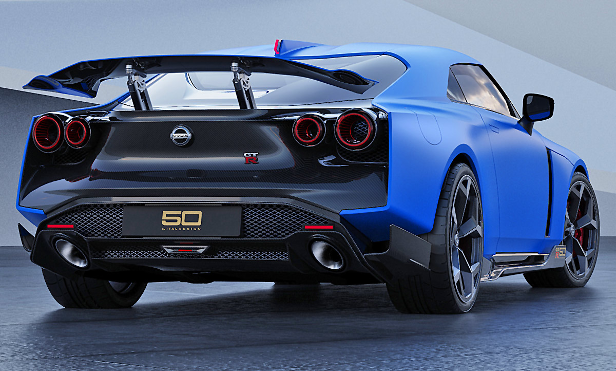2020 Nissan GT-R Ratings