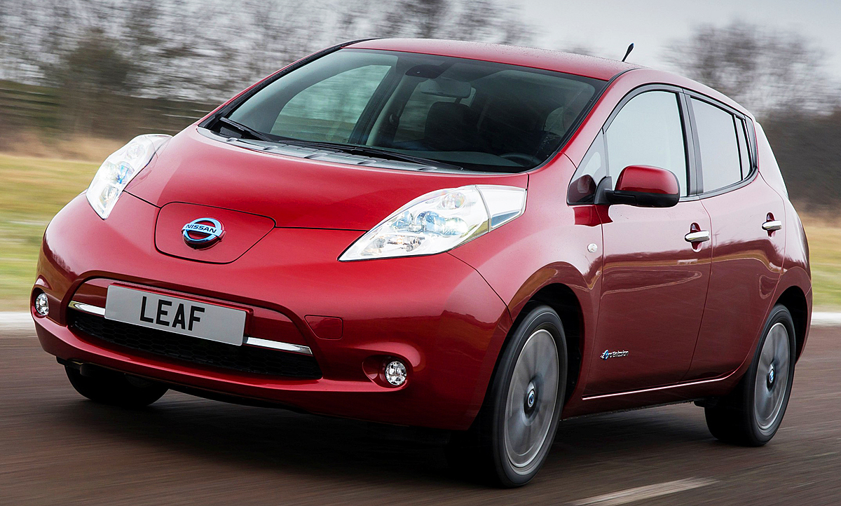 nissan leaf facelift 1 generation 2013 preis. Black Bedroom Furniture Sets. Home Design Ideas