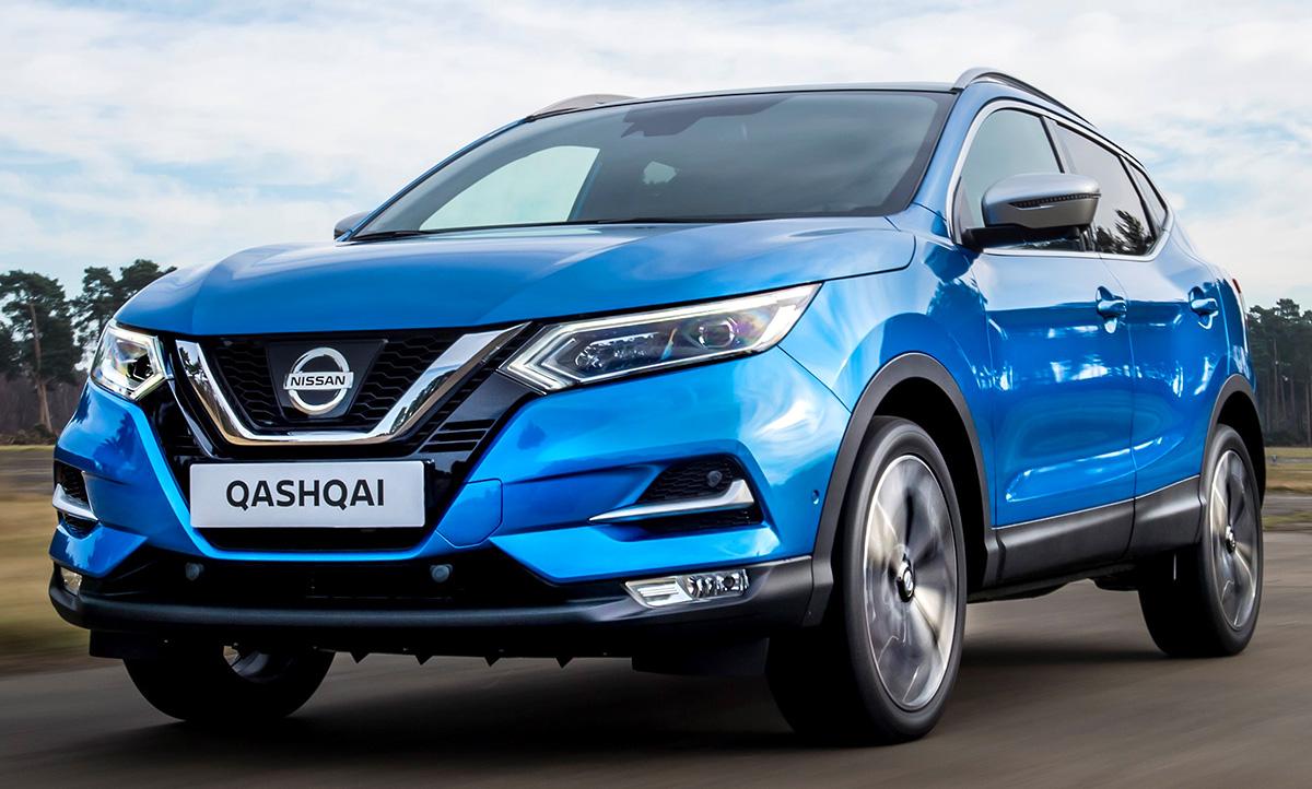 Nissan Qashqai Facelift 2017 Preis Und Motoren