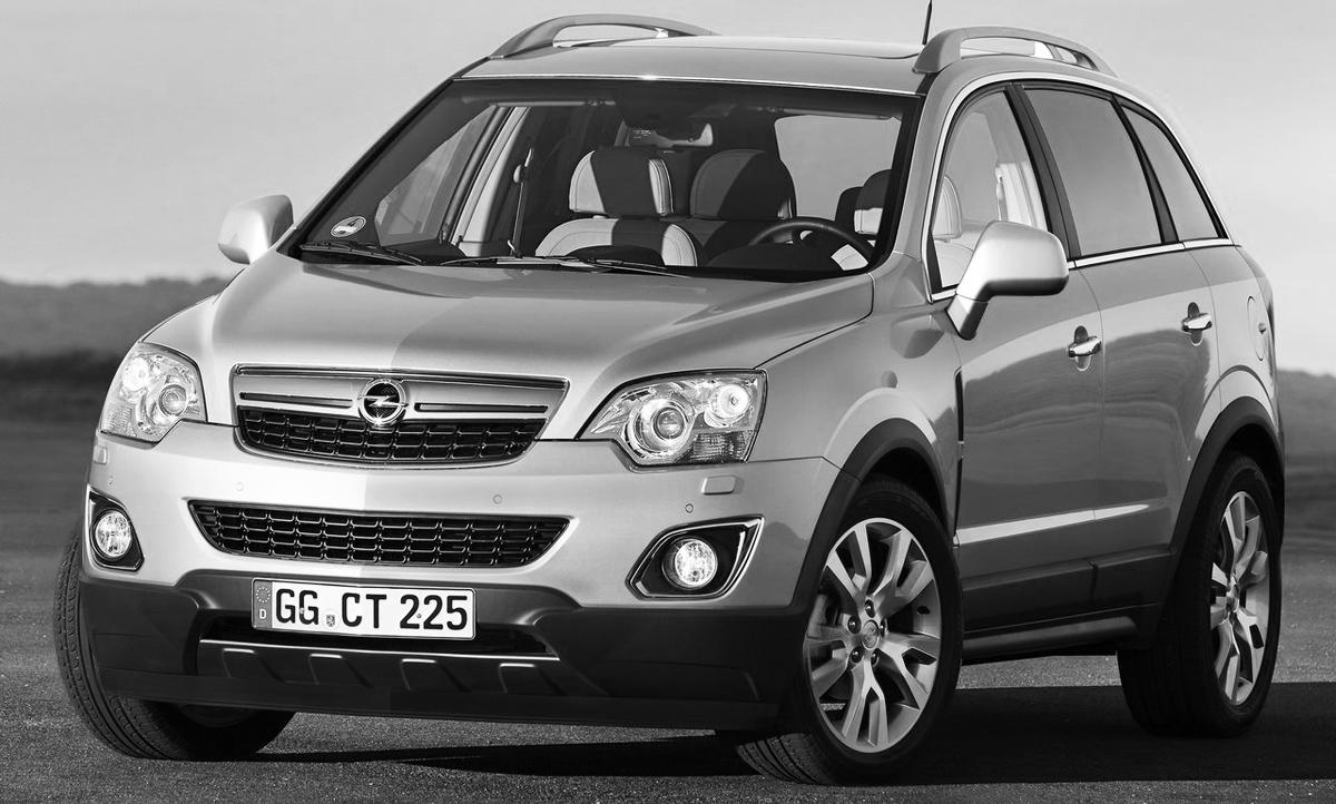 2020 Opel Antara Reviews