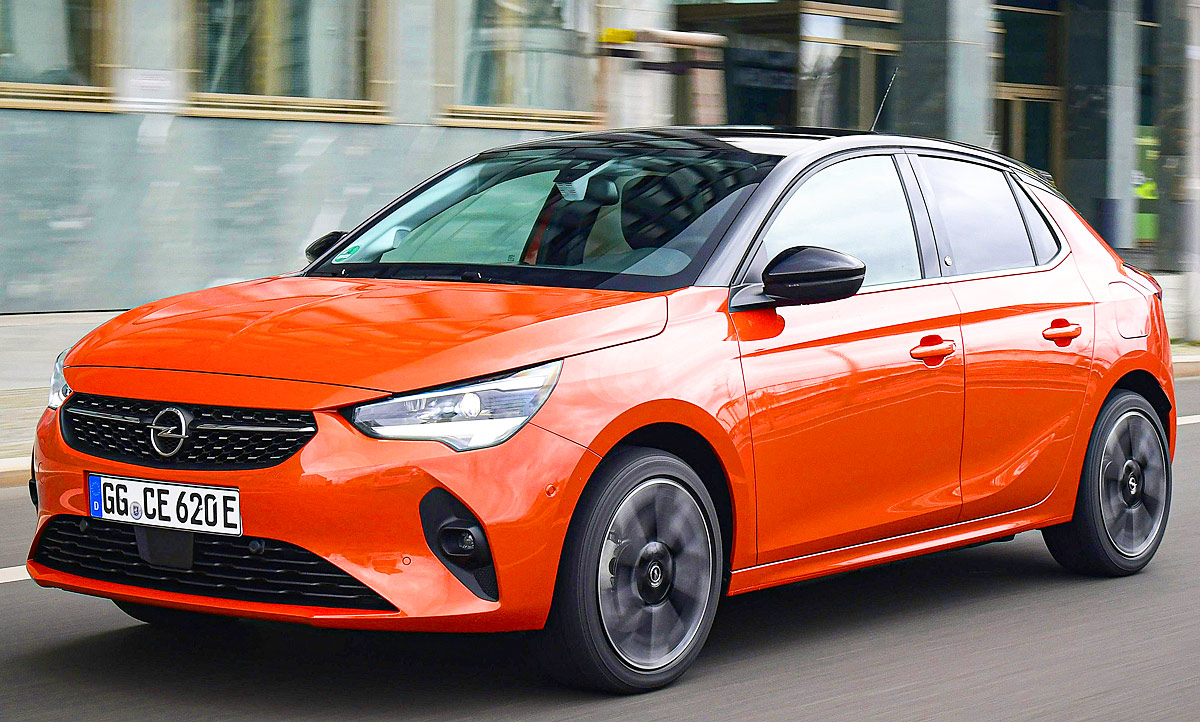 2020 Opel Corsa Redesign and Review