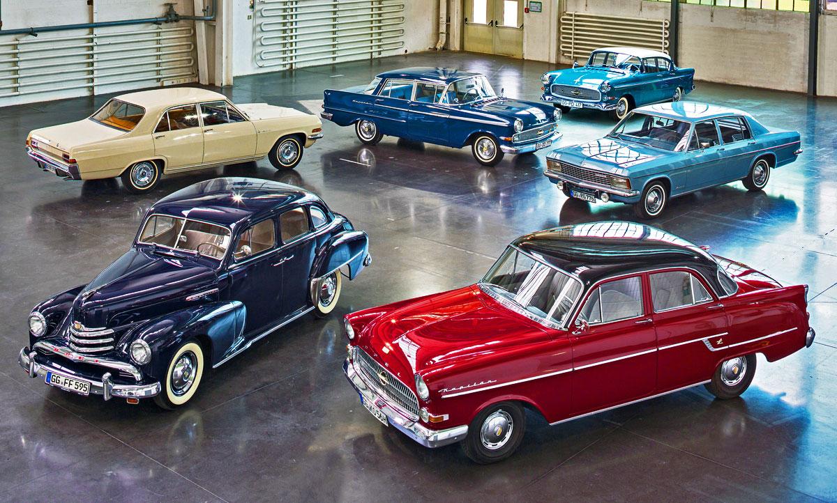 Opel Kapitan Classic Cars Autozeitung De