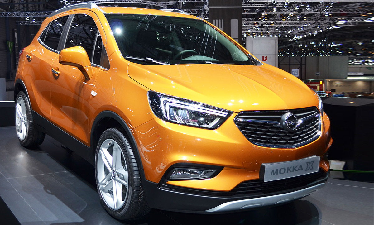 opel mokka x 2016 preis und marktstart update. Black Bedroom Furniture Sets. Home Design Ideas