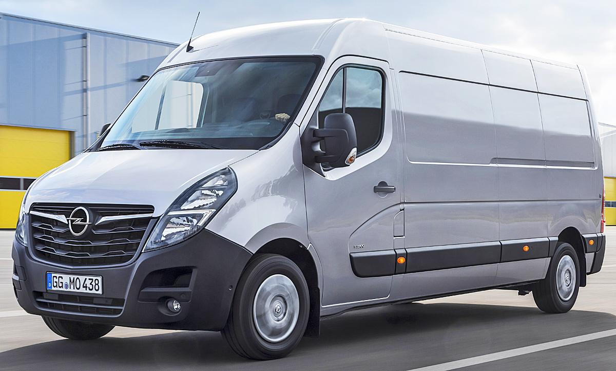 Mercedes Benz Las Vegas >> Opel Movano Facelift (2019): Motor & Ausstattung | autozeitung.de