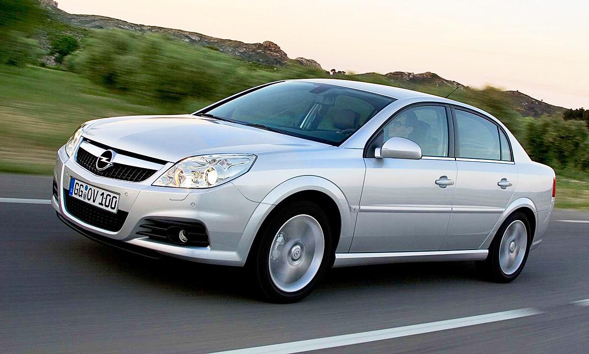 Opel Vectra C: Gebrauchtwagen kaufen