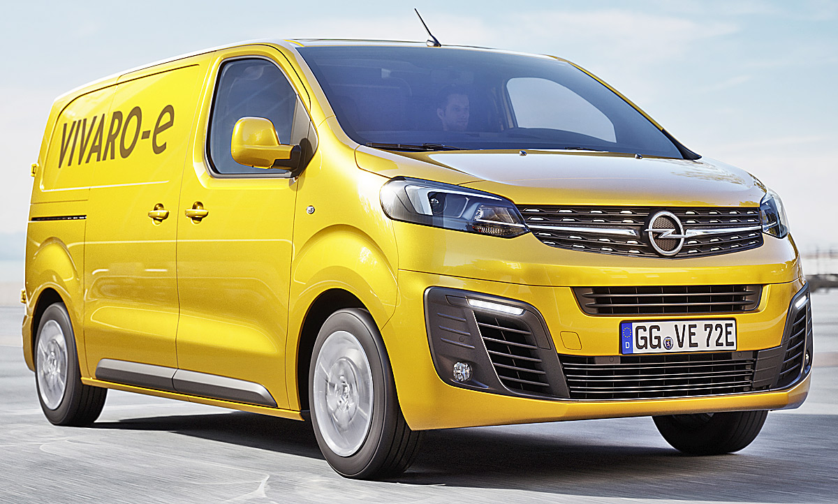 2020 Opel Vivaro Release Date and Concept