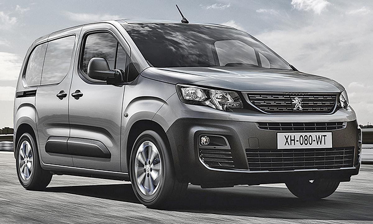 Peugeot Partner 2018 Motoren Ausstattung Autozeitungde