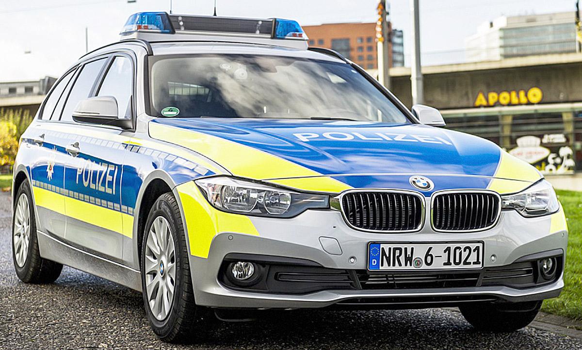 Polizei Staumelder