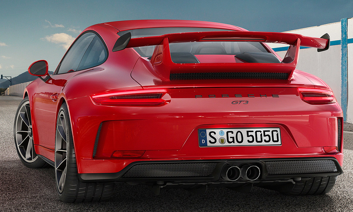 Porsche 911 Gt3 2017 Preis Autozeitung De