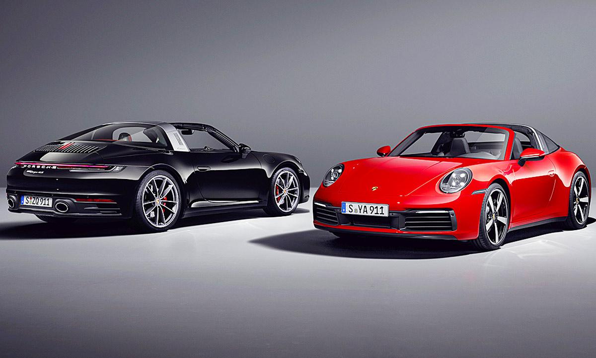 2020 Porsche 911 Redesign and Review