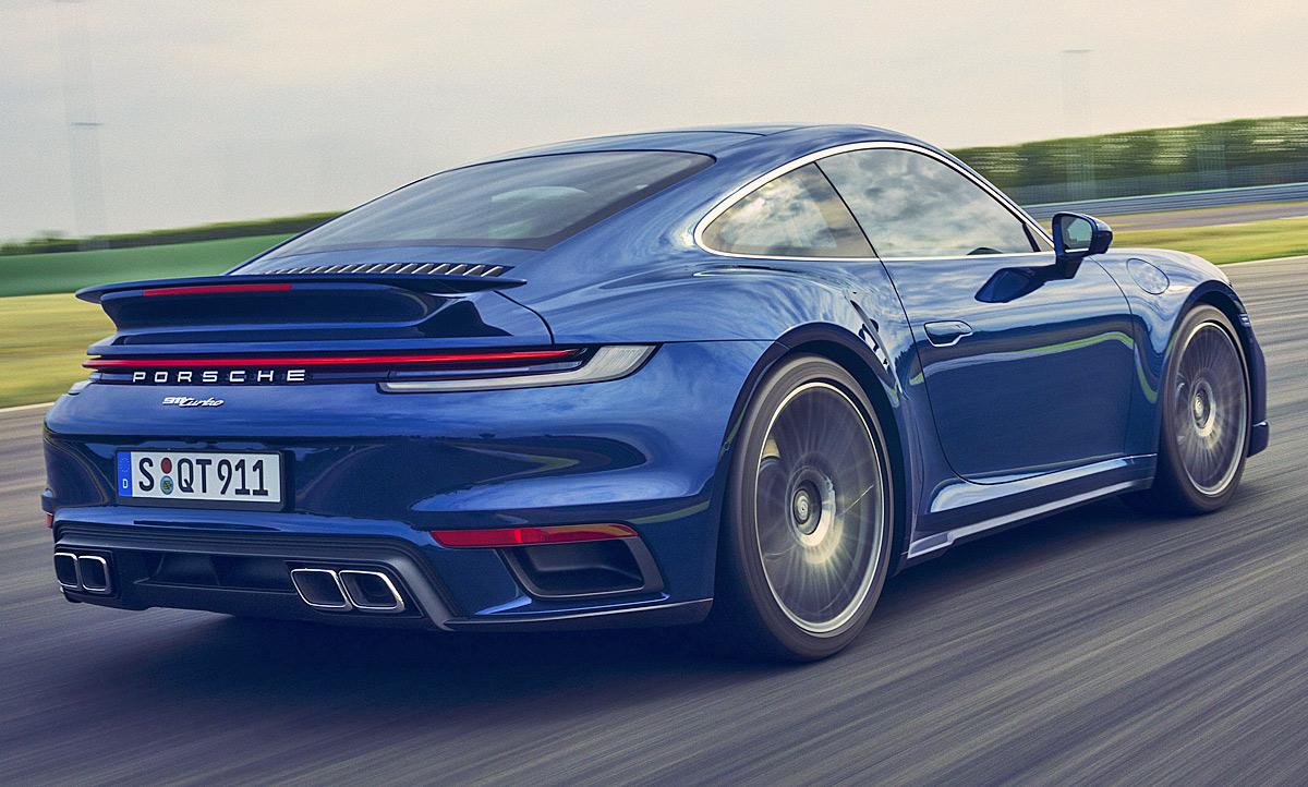 2020 Porsche 911 Style