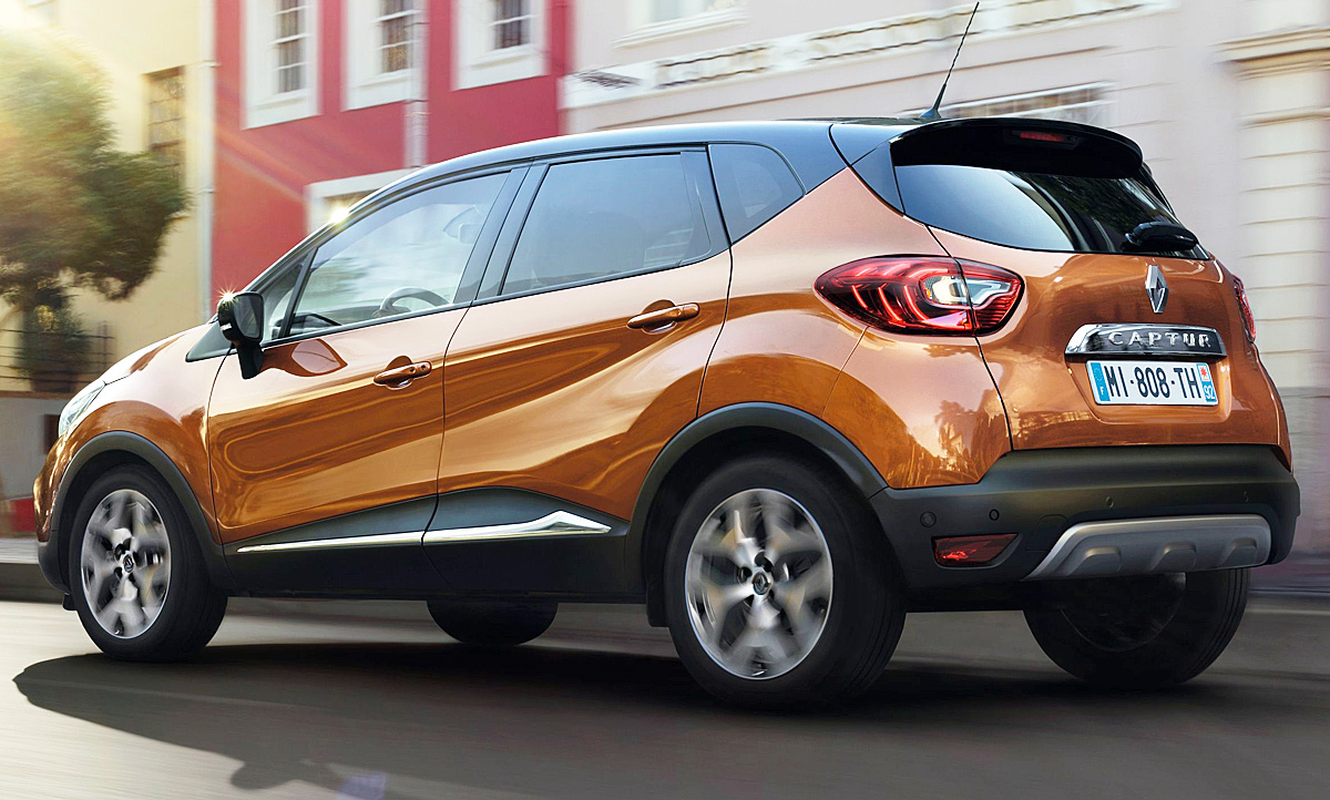 How To Flip Cars >> Renault Captur 1. Generation (2013: Preis & Motor