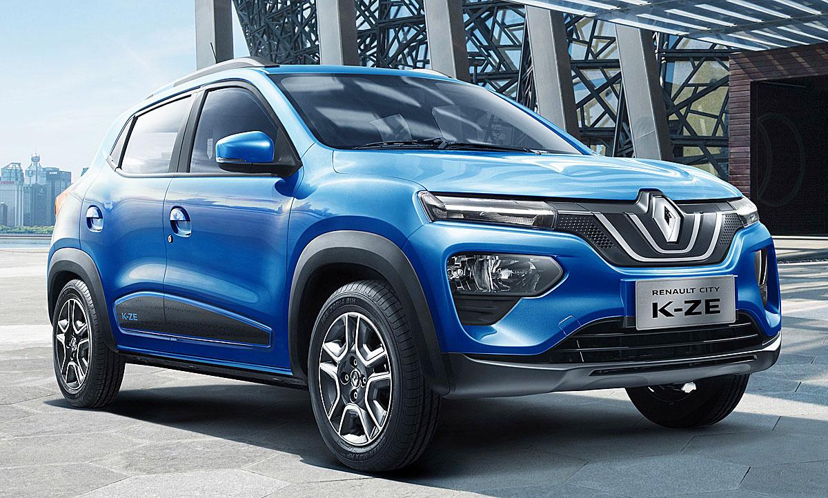 2020 Renault Kwid Redesign